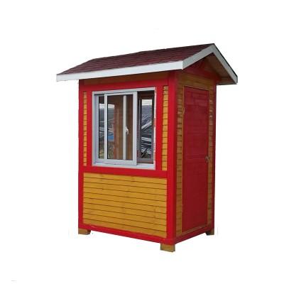 景区售货亭-- 候车亭