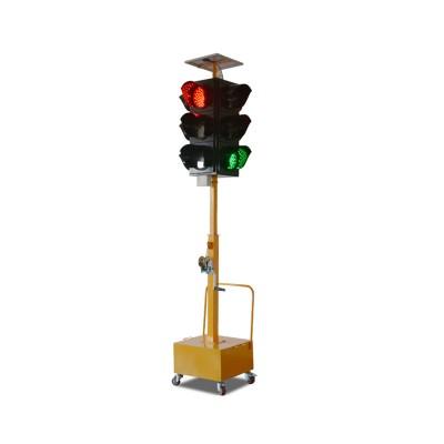 交通信号灯可移动-- 候车亭