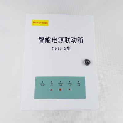 防火卷帘智能控制器-- 候车亭