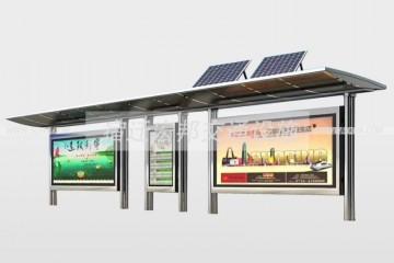 不锈钢候车亭,地理环境复杂区域的最优选择