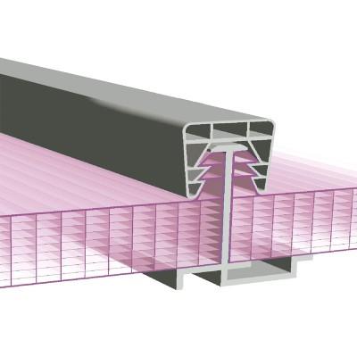 聚碳酸酯U型直立锁扣建筑采光系统-- 上海泉福耐力板有限公司