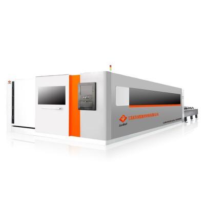 大包围交换台光纤激光切割机-- 江苏库贝米特激光科技有限公司
